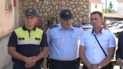 Полицајци од Македонија и Албанија заедно патролираат во Охрид и Струга