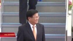 Lào ngả về Trung Quốc trong tranh chấp Biển Đông