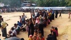 UN: Rohingya Refugee Crisis Faces New Emergency
