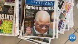 Tanzanie Jamana kuntigiw John Magufuli Fatulaw