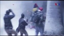 Venezuela: Dân quân tấn công Quốc hội
