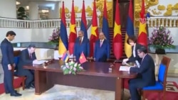 ՀՀ կառավարության և Վիետնամի սոցիալիստական հանրապետության կառավարության միջև ստորագրվեց համաձայնագիր