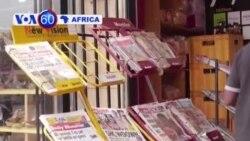 Manchetes Africanas 18 Fevereiro 2014