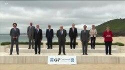 Mkutano wa G7 waanza Uingereza
