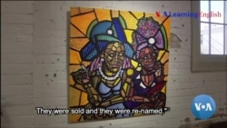 Art Explores African Americans' Past and Present