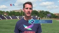 Jejak Diaspora Muslim: Atlet Remaja Muslim AS Perjuangkan Kebebasan Berhijab Lomba di Cabang Atletik
