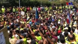 Fransa'da 'Sarı Yelek' Protestoları Sürüyor