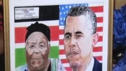 奧巴馬總統啟程訪問肯尼亞埃塞俄比亞