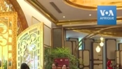 Dans cet hôtel de Hanoï, au Vietnam, tout est en or plaqué