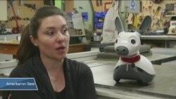 Yaşlılar ve Engellilere Arkadaş Olabilecek Robot Hayvan