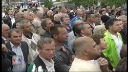 Fushata elektorale në Tiranë