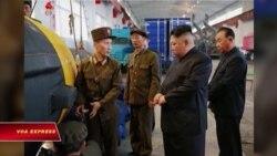 Đối đầu Mỹ-Bắc Hàn có nguy cơ dẫn tới thảm họa khó lường
