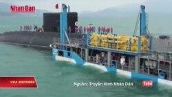 Nga bàn giao tàu ngầm chót trong hợp đồng đóng 6 tàu cho Việt Nam