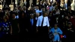 2015-03-08 美國之音視頻新聞: 奧巴馬促美國人為平等機會共同努力