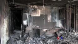 倫敦大火 推定79人死亡(粵語)