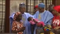 尼日利亞軍隊又救出一名被綁架女孩