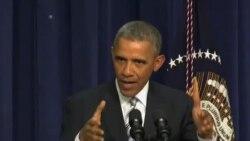اوباما: با کسانی که اسلام را تحریف کرده اند در جنگ هستیم