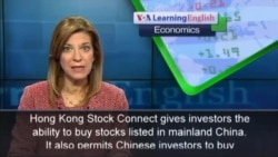 China Opens Shanghai Stock Market to Hong Kong