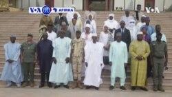 VOA60 AFIRKA: Sabon Firai ministan Mali Choguel K. Maiga Ya Kira Taron Farko