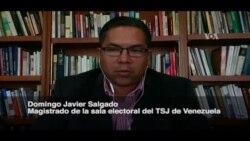 """TSJ """"legítimo"""" de Venezuela se instalará en la OEA"""