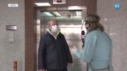 Hastaneden Taburcu Olan Corona Hastası VOA Türkçe'ye Konuştu