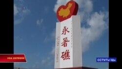 Trung Quốc khánh thành tượng đài trên Đá Chữ Thập