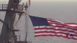 美军避谈南中国海军事化底线