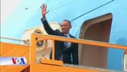 Tương phản chuyến thăm Việt Nam của TT Obama và Chủ tịch TQ
