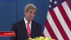 Mỹ-Trung 'dịu giọng' về vấn đề Biển Đông
