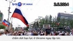 Nga sẽ gửi dự thảo nghị quyết lên Hội đồng Bảo an LHQ (VOA60)