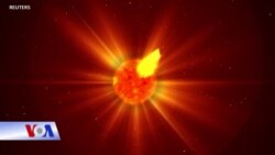 Tàu vũ trụ đầu tiên tiếp cận gần mặt trời nhất