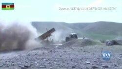 Президенти США, Франції та Росії оприлюднили спільну заяву стосовно Нагірного Карабаху. Відео