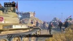 Peşmerge Güçleri IŞİD Kontrolundaki Başika'yı Kuşattı
