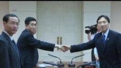 2013-08-23 美國之音視頻新聞: 南北韓就離散家人團聚事宜舉行會談