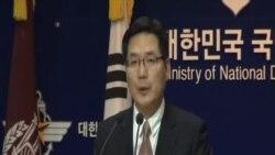北韓向東中國海發射兩枚短程導彈