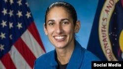 یاسمین مقبلی، فضانورد ایرانیتبار