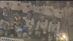 Як українці розвивали футбол у США. Відео
