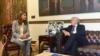 """Colombia rechaza solicitud de visita de la CIDH al país """"por ahora"""": vicepresidenta Marta Lucía Ramírez"""