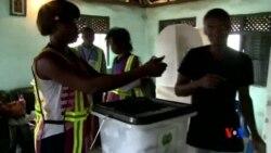 2015-04-12 美國之音視頻新聞:尼日利亞選舉暴力導致7人喪生