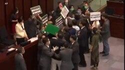 امریکا: که چین پر خپلو ژمنو عمل ونکړي، پر وړاندې یې درېږو