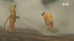 澳大利亞繼續奮戰撲滅山火