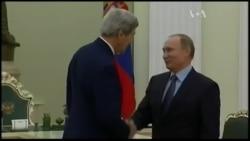 Керрі у Москві не говорив про Україну, але... Відео