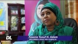 Waziri mwanamke Somalią awania kugombea urais