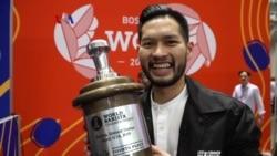 Susah Nggak Ya..: Juara Dunia Barista dan Kopi Indonesia