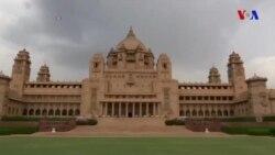 Ümid Bhavan - Hindistanın sonuncu kral sarayı