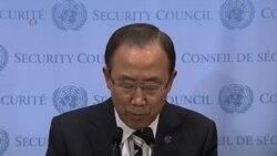 聯合國敘利亞化武問題決議案意見不一