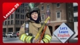 [VOA 영어교실] 미국 소방관이 직접 가르쳐주는 화재 안전 관련 표현들!