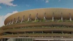 日本確定2020奧運主場館設計方案