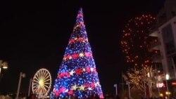 В Америке открылся праздничный сезон