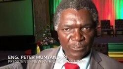 Eng. Tendai Peter Munyanduri